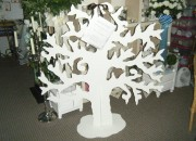 Wooden Wedding Tree